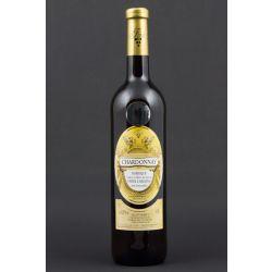 Chardonnay 2015, barrique, výber z hrozna, Vinárstvo Krist Tomáš