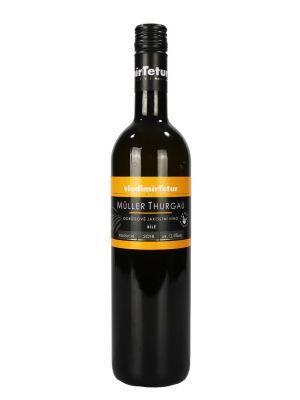 Müller Thurgau, jakostní víno, Vinařství Vladimír Tetur