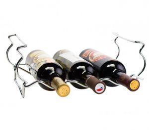 Stojan na víno na 3 fľaše - SNV