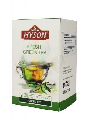 Hyson - Zelený čaj