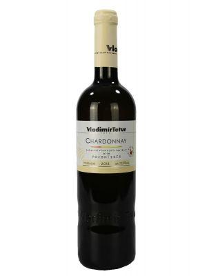 Chardonnay, pozdní sběr 2018, Vinařství Vladimír Tetur