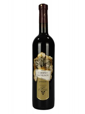 Cabernet Sauvignon,  Vinařství Krist Tomáš