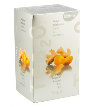 Tea2O, zázvor a mandarínka