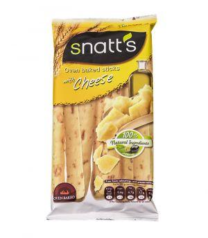 Chlebové tyčinky so syrom a olivovým olejom, Snatts, Grefusa, Španielsko