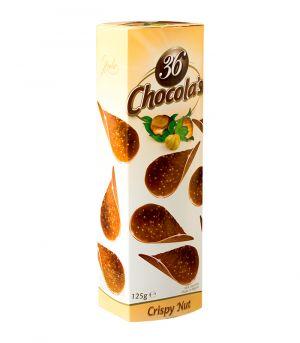 Chocola's Crispy Nut, Hamlet nv