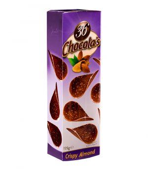 Chocola's Crispy Almond, Hamlet nv