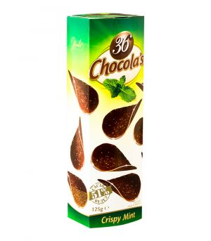 Chocola's Crispy Mint, Hamlet nv