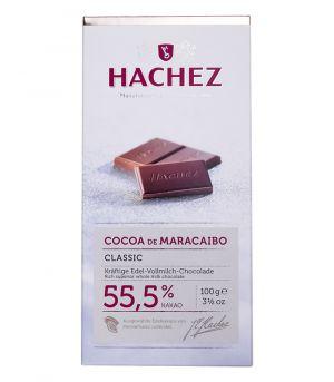 Mliečna čokoláda Cocoa De Maracaibo, Hachez 55,5%