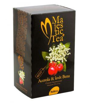 Majestic Tea, Acerola a kvet bazy