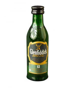 Glenfiddich 12yo 0,05 l