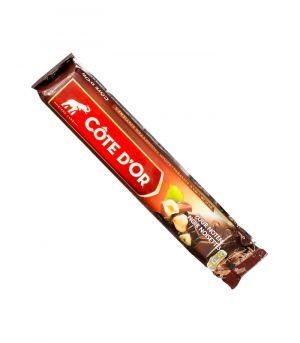 Horká čokoláda s celými lieskovými orieškami, Cote D'Or