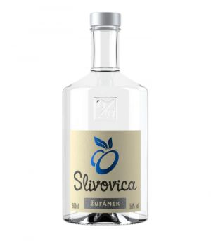Žufánek Slivovica 0,5 l