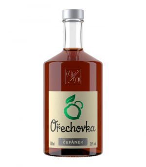 Žufánek Orechovka 0,5 l