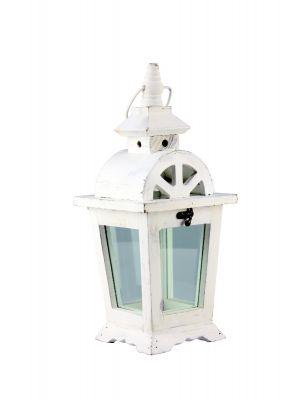 Drevený lampáš - LT0036wm