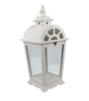 Drevený lampáš - LT0036wv
