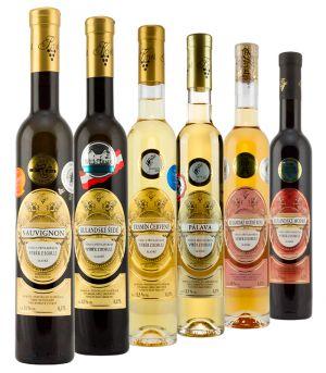 Degustačný set prívlastkových vín bobuľový výber, Vinárstvo Krist Tomáš