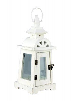 Drevený lampáš - LT0040wm