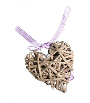 Dekoračná ozdoba - Srdce - WA0002f