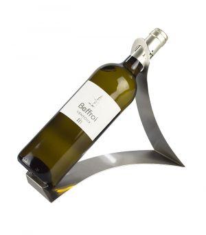 Stojan na víno na 1 fľašu - STOP - exclusive