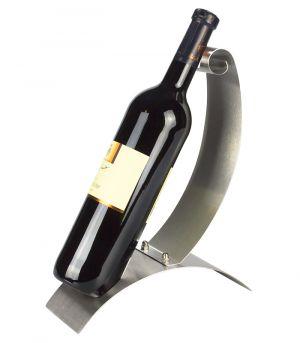 Stojan na víno na 1 fľašu - STOP - original