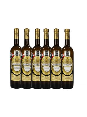 Vinný set 5+1 Ryzlink rýnský, kabinetní víno 2017, Vinařství Krist