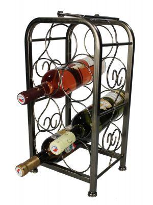 Stojan na víno na 7 lahví - STOV